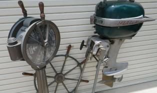 古船具。船舶用品。アンティーク マリングッズ・コレクション