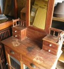 北海道芸家具、古家具、茶道具、掛け軸など