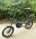 イギリス製折り畳み自転車・STRIDA