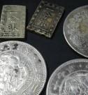 古銭、掛け軸ほか