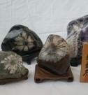 菊花石、茶道具ほか
