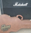 Gibson ギターケース、Marshall ギターアンプほか