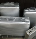 RIMOWA アルミ製スーツケース