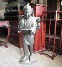 二宮金次郎 ブロンズ像