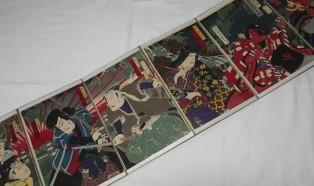 明治時代の版画