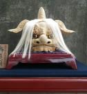 井波彫刻 獅子頭