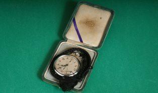 精工舎 懐中時計