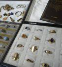 ジュエリーのコレクション