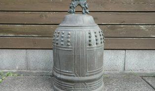 火の見櫓の釣鐘
