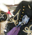 軍服、照明器具のか古道具いろいろ