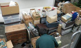 雑貨、古道具のコレクション