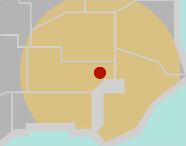 出張買取エリアマップ