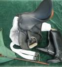 ドイツ  Stubbenの馬鞍など 乗馬用品