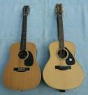 12弦アコースティックギター