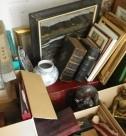 絵画、仏像、陶磁器、聖書など古道具類一式