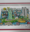 """JAMES RIZZI """"YOU CAN'T DESTROY FREEDOM"""""""