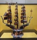 鼈甲の帆船ほか