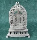 唐金の仏像