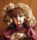 フランス人形 (ビスク・ドール)