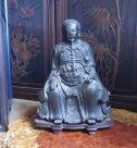 中国家具、仏像ほか美術品